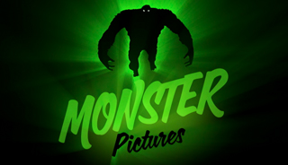 Logo for Monster Pictures