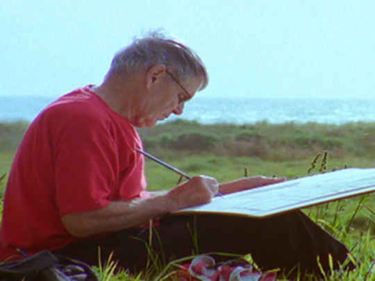 Thumbnail image for Contemplating the Landscape - Stanley Palmer in Karamea
