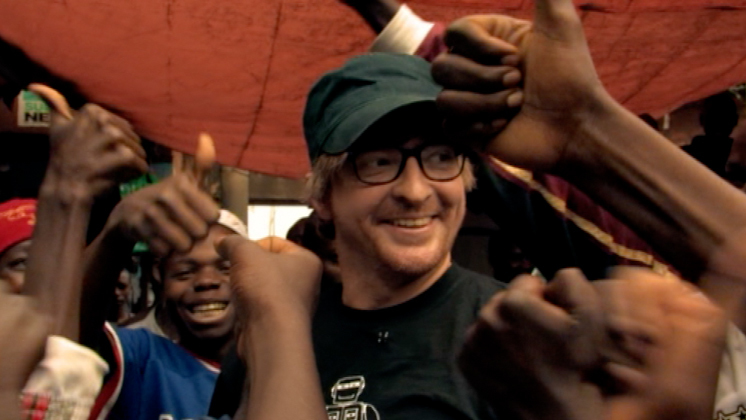 Hero image for Intrepid Journeys - Rwanda (Rhys Darby)