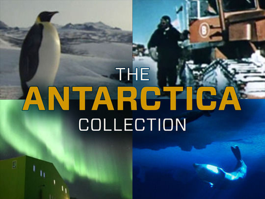 Image for The Antarctica Collection