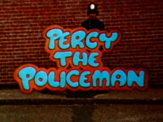 Thumbnail image for Percy the Policeman