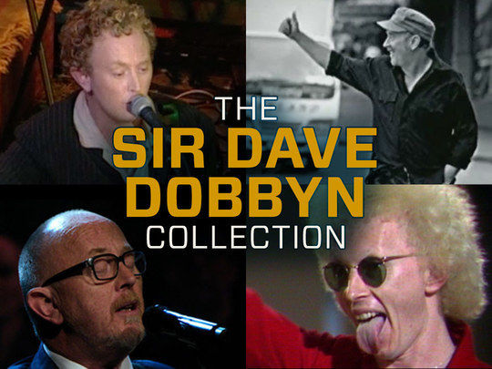 Collection image for The Sir Dave Dobbyn Collection
