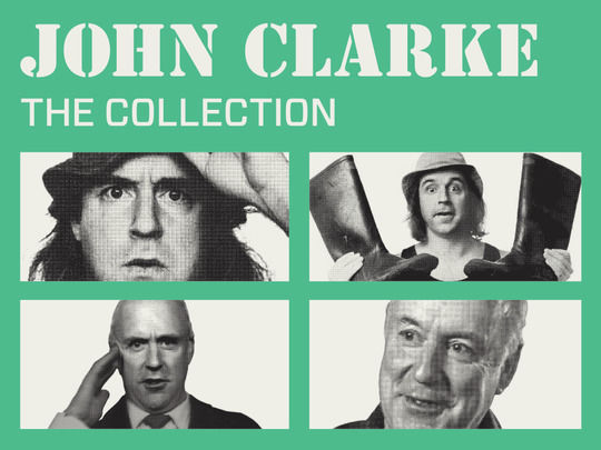 Image for John Clarke - The Collection