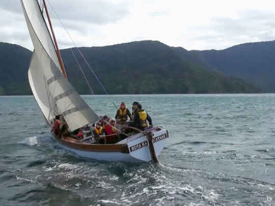 Thumbnail image for Inside Outward Bound - The New Zealand Journey