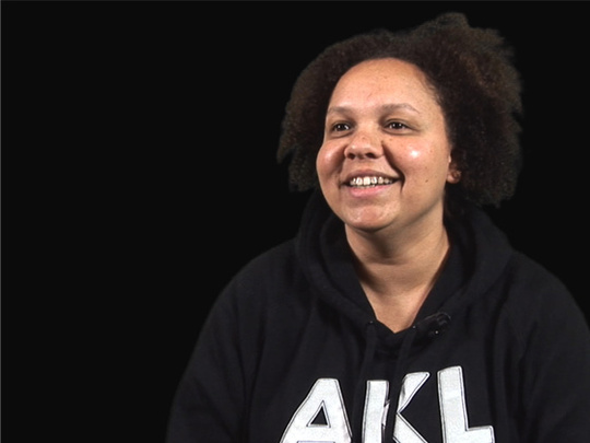 Image for Kerry Warkia: Making an impact in online series...