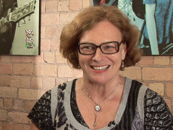 Hero image for Jane Wrightson: On 25 years of NZ On Air...