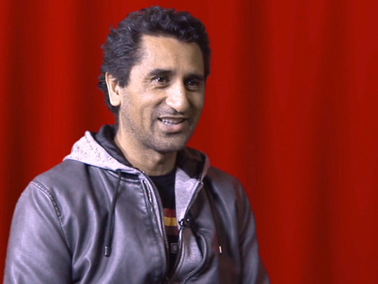 Image for Cliff Curtis: On his classic NZ movie roles...