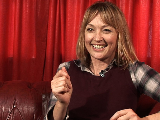 Image for Luanne Gordon: From Xena to The Strip, and working in the UK…