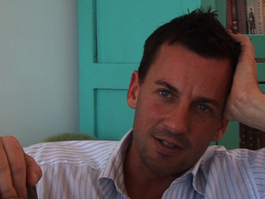 Image for ScreenTalk Short: Craig Parker