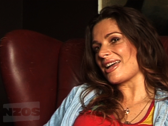 Image for ScreenTalk Short: Danielle Cormack