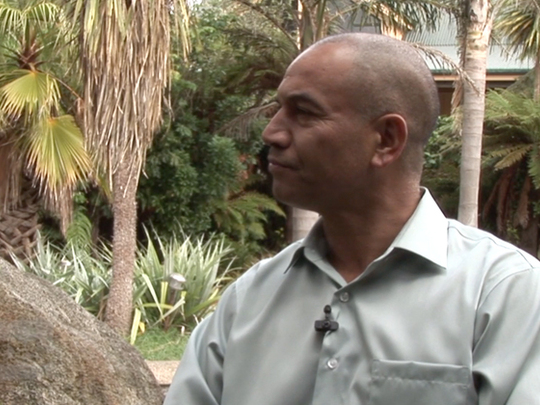 Image for ScreenTalk Short: Temuera Morrison