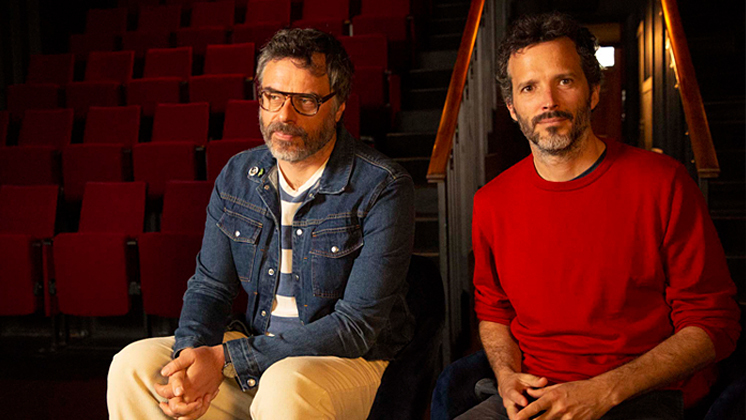 Hero image for Flight of the Conchords - Funny As Interview