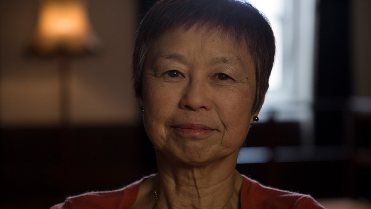 Hero image for Helene Wong - Funny As Interview