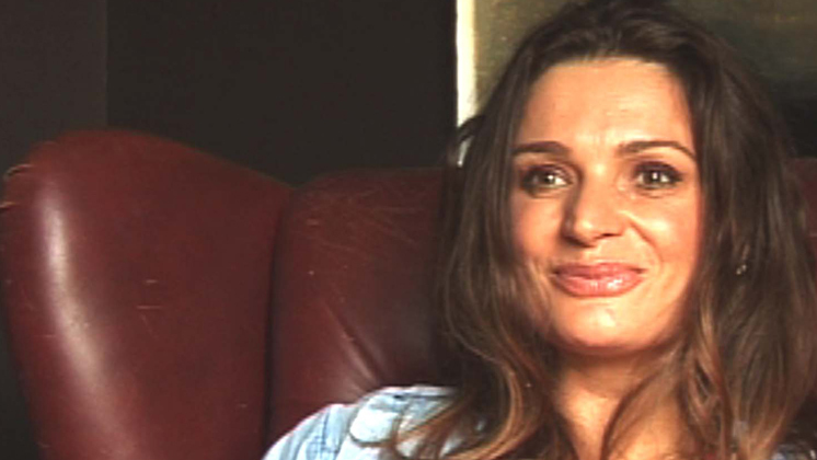Hero image for Danielle Cormack: Growing up on screen...