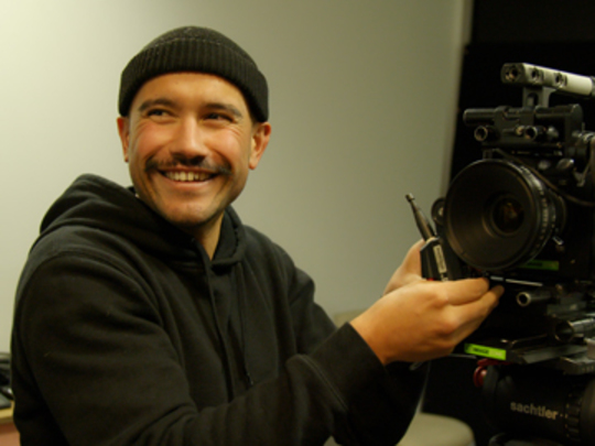 Image for Brandon Te Moananui: on The Māori Sidesteps, and filming on the fly